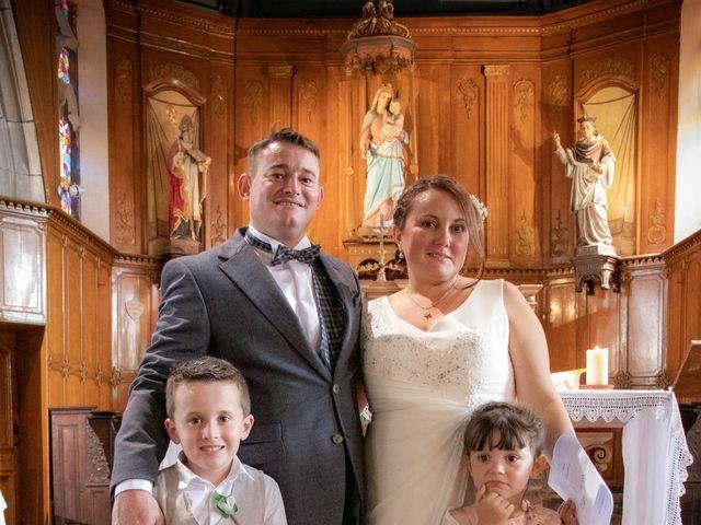Le mariage de Romain et Carine à Esquibien, Finistère 8