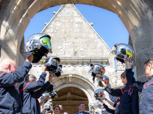 Le mariage de Romain et Carine à Esquibien, Finistère 9