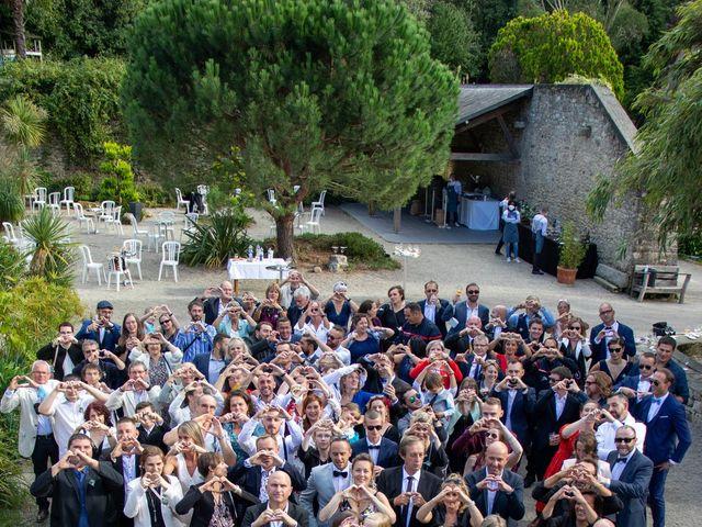 Le mariage de Romain et Carine à Esquibien, Finistère 24