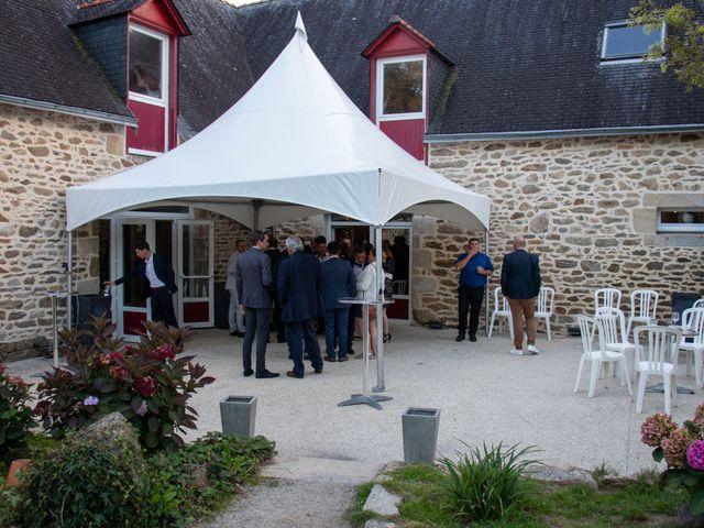 Le mariage de Romain et Carine à Esquibien, Finistère 28