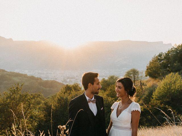 Le mariage de Jolan et Loredanne à Venon, Isère 22