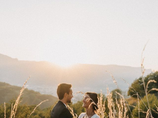 Le mariage de Jolan et Loredanne à Venon, Isère 23