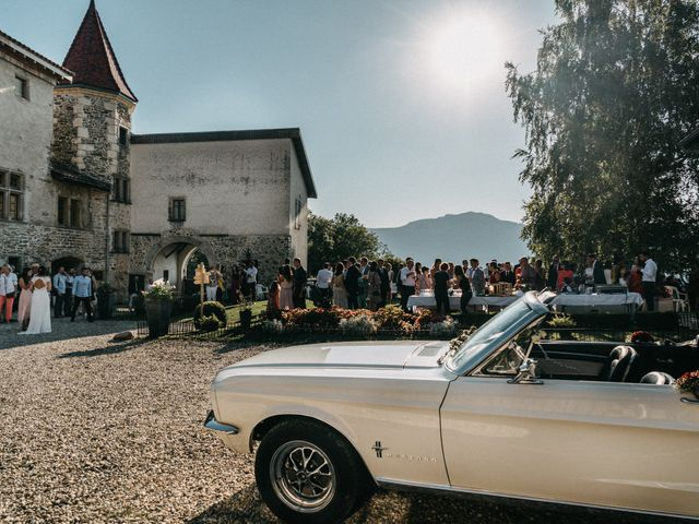 Le mariage de Jolan et Loredanne à Venon, Isère 28