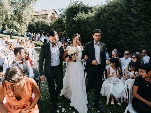 Le mariage de Jolan et Loredanne à Venon, Isère 47