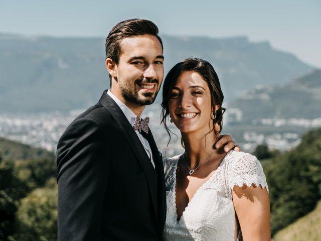 Le mariage de Loredanne et Jolan