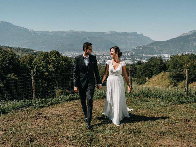 Le mariage de Jolan et Loredanne à Venon, Isère 48