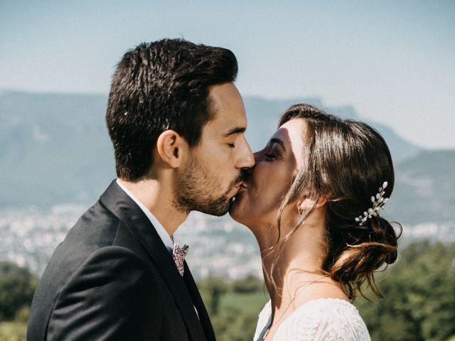 Le mariage de Jolan et Loredanne à Venon, Isère 49
