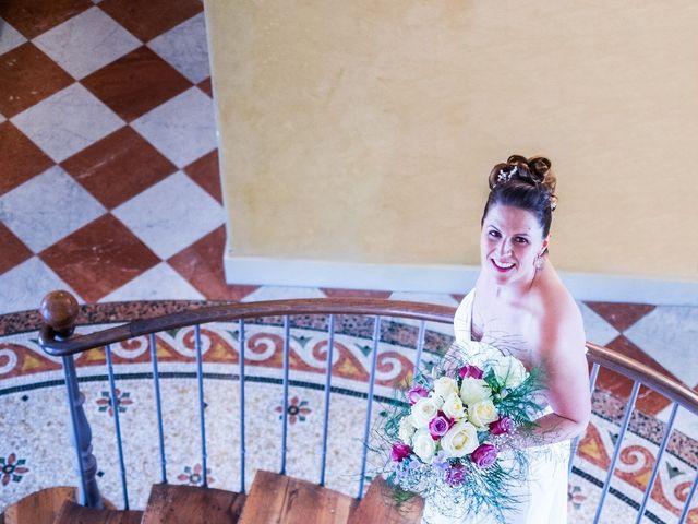 Le mariage de Chris et Lucy à Saint-Martin-d'Uriage, Isère 10