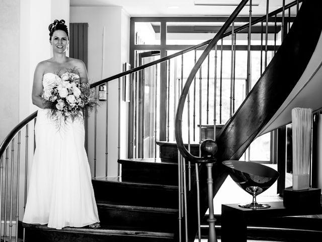 Le mariage de Chris et Lucy à Saint-Martin-d'Uriage, Isère 11