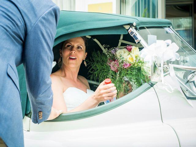 Le mariage de Chris et Lucy à Saint-Martin-d'Uriage, Isère 12
