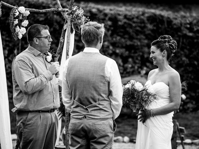 Le mariage de Chris et Lucy à Saint-Martin-d'Uriage, Isère 17