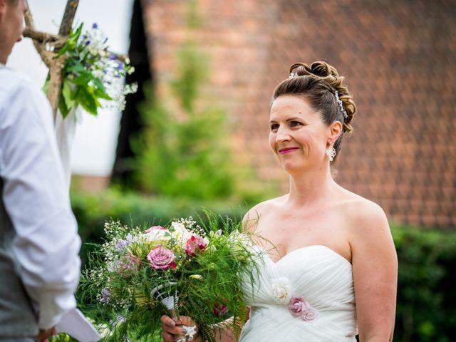 Le mariage de Chris et Lucy à Saint-Martin-d'Uriage, Isère 18