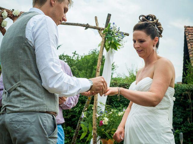 Le mariage de Chris et Lucy à Saint-Martin-d'Uriage, Isère 21