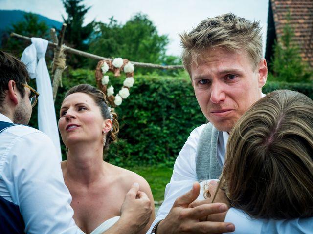 Le mariage de Chris et Lucy à Saint-Martin-d'Uriage, Isère 26