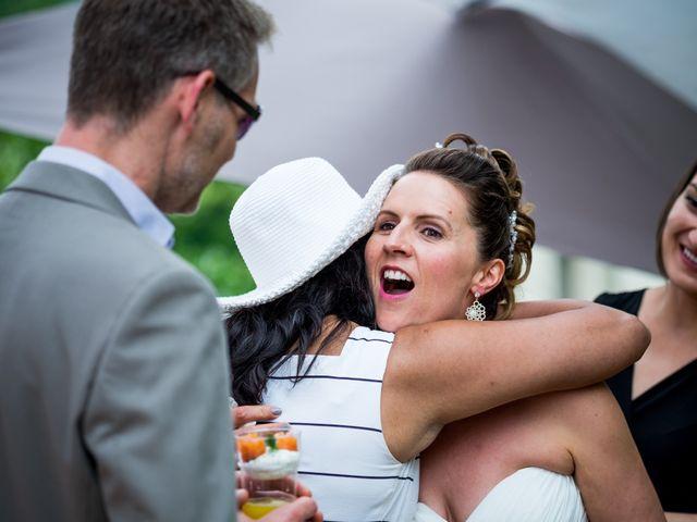 Le mariage de Chris et Lucy à Saint-Martin-d'Uriage, Isère 33