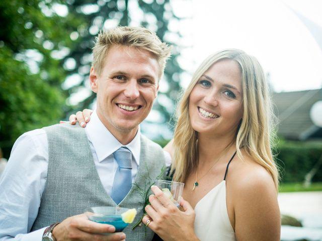 Le mariage de Chris et Lucy à Saint-Martin-d'Uriage, Isère 40