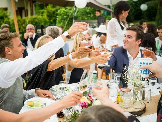 Le mariage de Chris et Lucy à Saint-Martin-d'Uriage, Isère 42