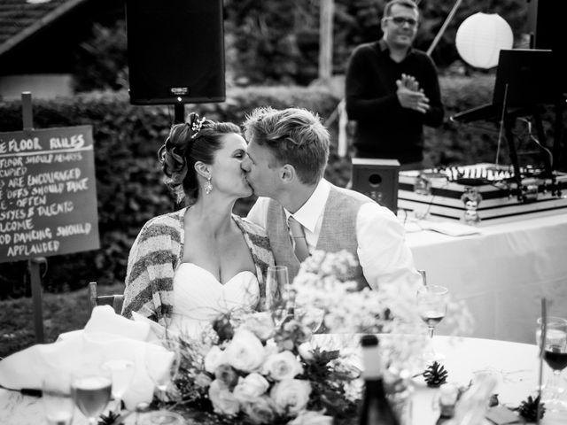 Le mariage de Chris et Lucy à Saint-Martin-d'Uriage, Isère 52