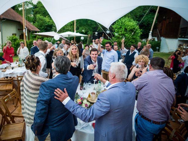 Le mariage de Chris et Lucy à Saint-Martin-d'Uriage, Isère 63