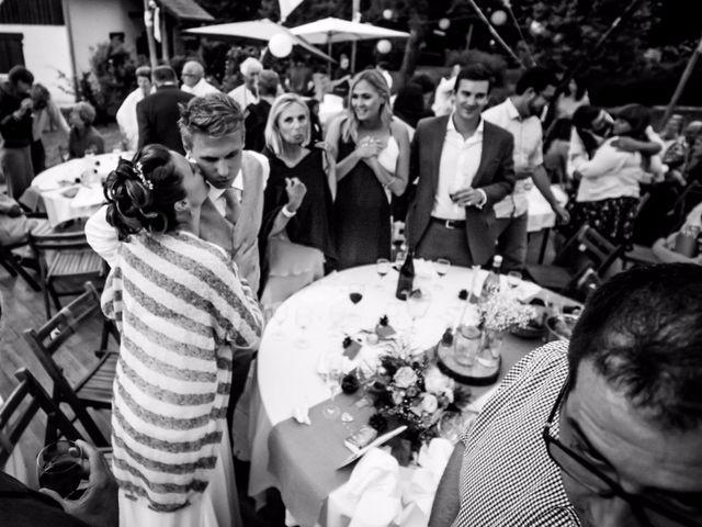 Le mariage de Chris et Lucy à Saint-Martin-d'Uriage, Isère 64