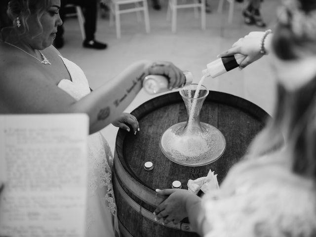 Le mariage de Sandra et Marie à Saint-Privat-des-Vieux, Gard 39