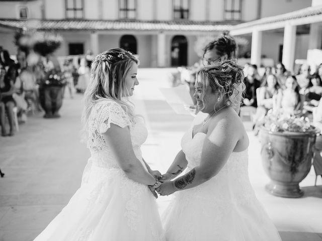 Le mariage de Sandra et Marie à Saint-Privat-des-Vieux, Gard 41