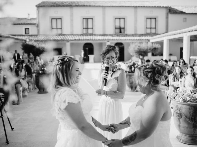 Le mariage de Sandra et Marie à Saint-Privat-des-Vieux, Gard 42