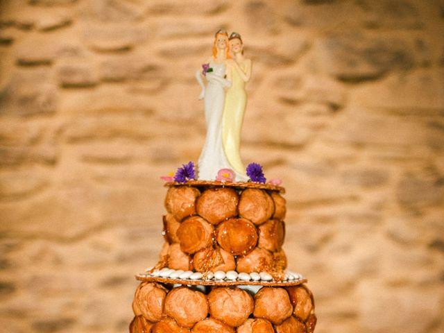 Le mariage de Sandra et Marie à Saint-Privat-des-Vieux, Gard 52