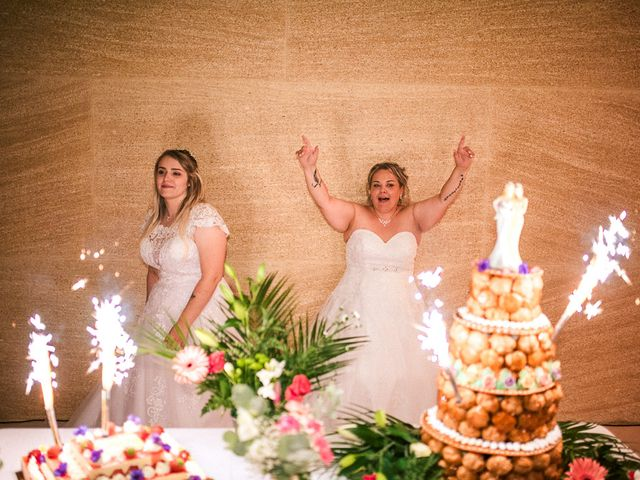 Le mariage de Sandra et Marie à Saint-Privat-des-Vieux, Gard 54