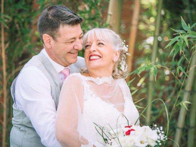 Le mariage de Luisa et Marc