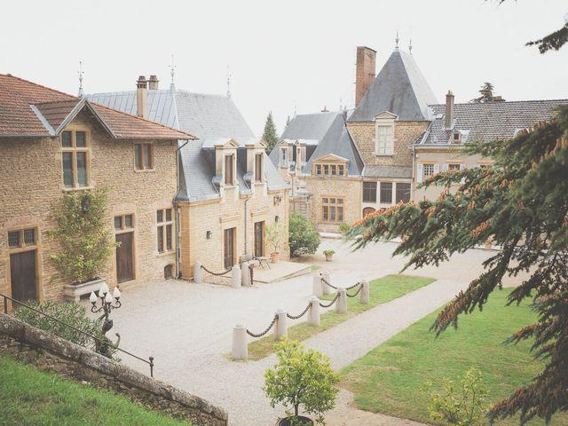 Le mariage de Alexandre et Evanne à Anjou, Isère 1
