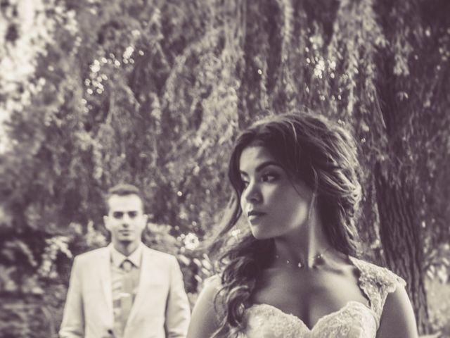 Le mariage de karim et dalele à Bellefontaine, Jura 4
