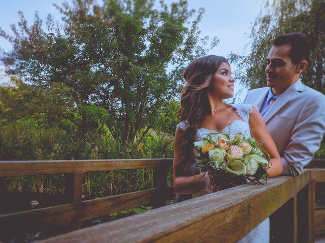 Le mariage de karim et dalele à Bellefontaine, Jura 2