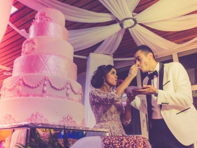 Le mariage de karim et dalele à Bellefontaine, Jura 6