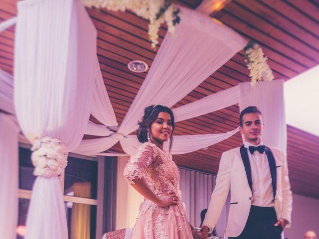 Le mariage de karim et dalele à Bellefontaine, Jura 10
