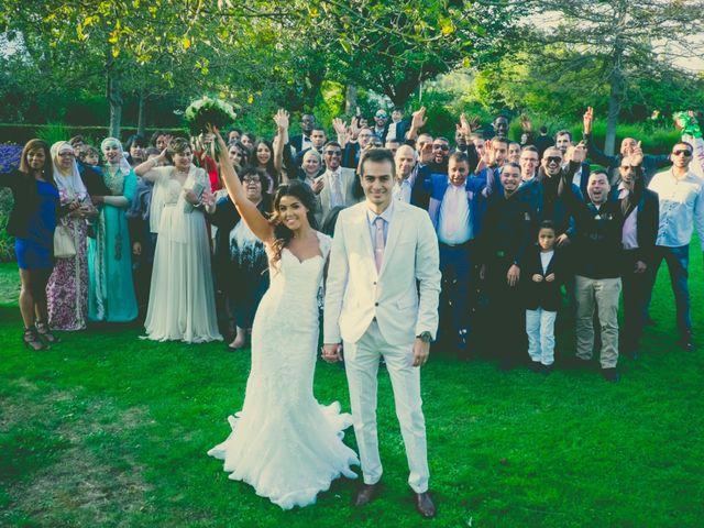 Le mariage de karim et dalele à Bellefontaine, Jura 17