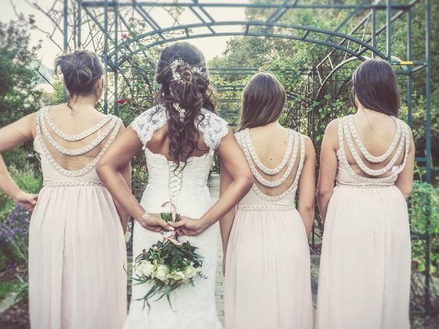 Le mariage de karim et dalele à Bellefontaine, Jura 18