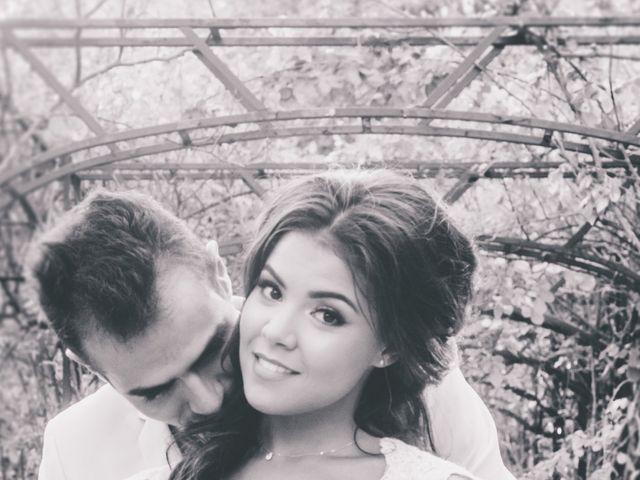 Le mariage de karim et dalele à Bellefontaine, Jura 19