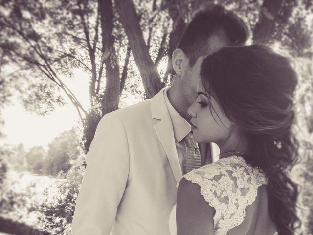 Le mariage de karim et dalele à Bellefontaine, Jura 22