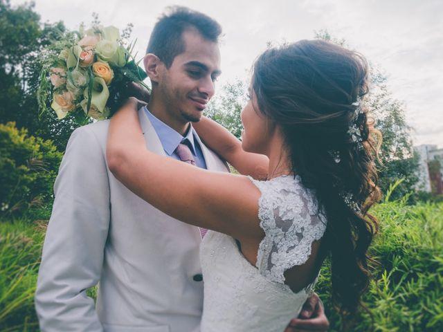 Le mariage de karim et dalele à Bellefontaine, Jura 25