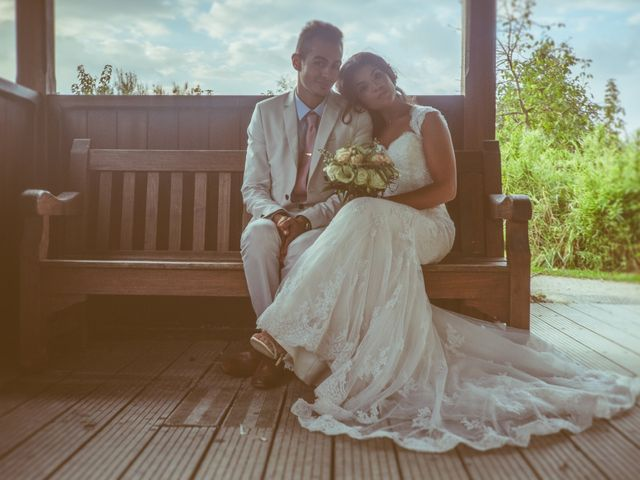 Le mariage de karim et dalele à Bellefontaine, Jura 26