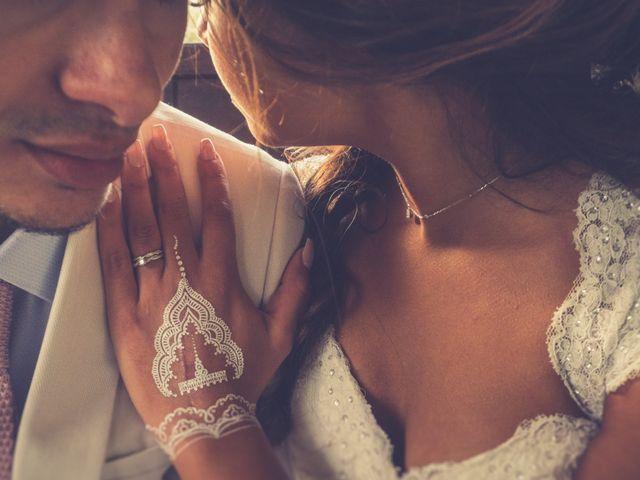 Le mariage de karim et dalele à Bellefontaine, Jura 28