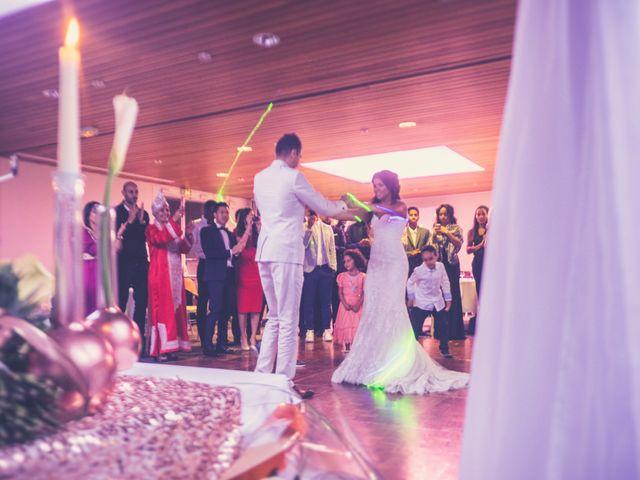Le mariage de karim et dalele à Bellefontaine, Jura 35