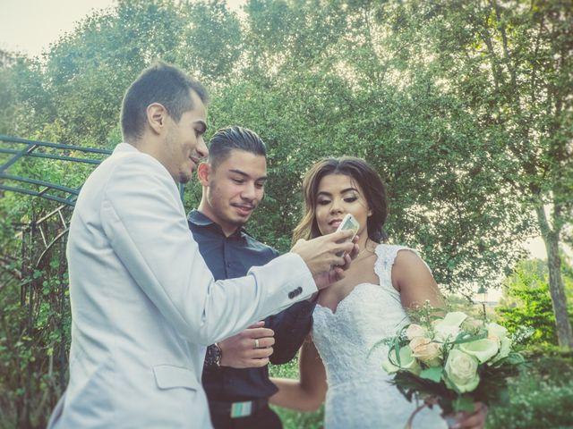Le mariage de karim et dalele à Bellefontaine, Jura 43