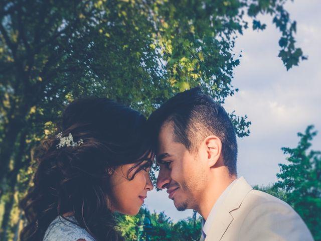 Le mariage de karim et dalele à Bellefontaine, Jura 46