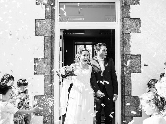 Le mariage de Anthony et Marie à Les Herbiers, Vendée 1