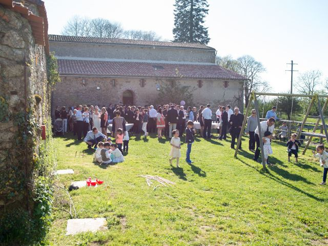 Le mariage de Anthony et Marie à Les Herbiers, Vendée 2