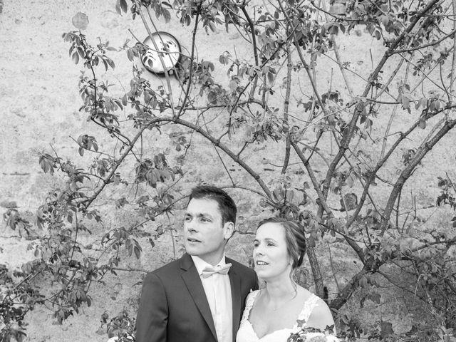 Le mariage de Anthony et Marie à Les Herbiers, Vendée 6