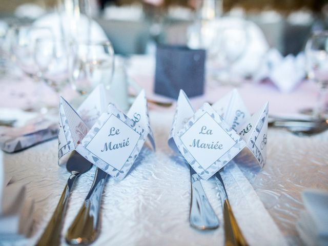 Le mariage de Anthony et Marie à Les Herbiers, Vendée 8