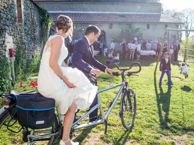 Le mariage de Anthony et Marie à Les Herbiers, Vendée 11